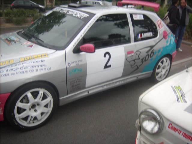 31è Rallye Tessy sur Vire Gouvets 2012 (vérifications techniques)  300681Sep01822