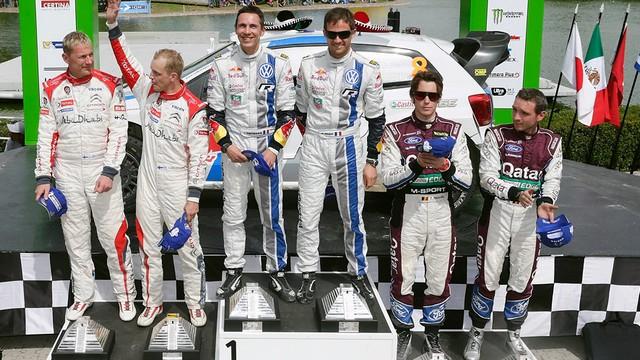 WRC Rallye du Mexique 2013 : Victoire Sébastien Ogier 3016002013rallyedumexiquepodium