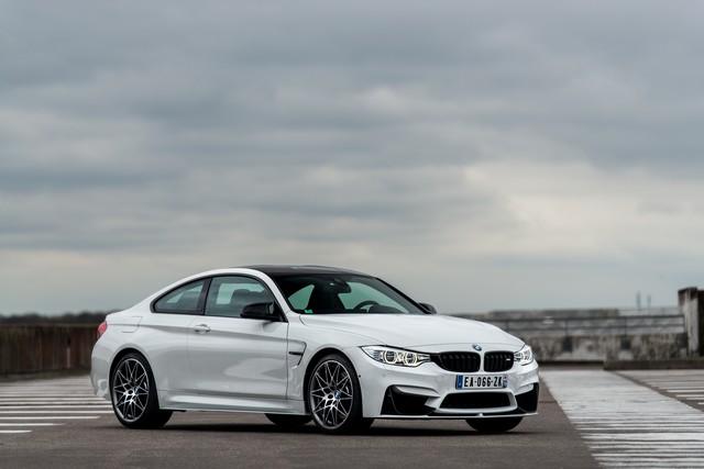 BMW M4 Coupé Tour Auto Edition : une édition française ultra limitée pour célébrer le rallye emblématique. 301836P90215113highResbmwm4coupetourau