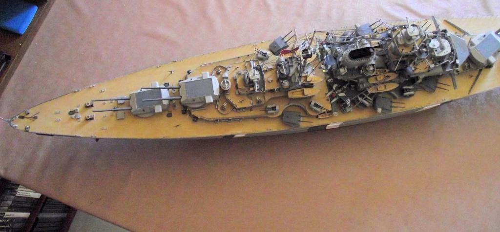 Bismarck Trumpeter 1x200 avec PE et figurines Eduard 301935Bismarck1x200161