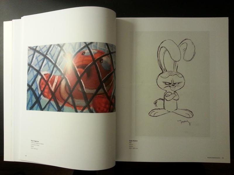 [Exposition] Pixar : 25 Ans d'Animation (Art Ludique - 2013) - Page 2 302317201311192029110