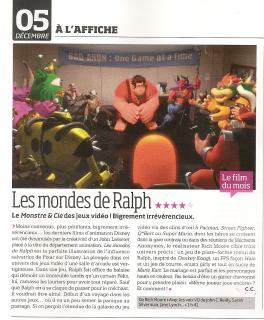 [Walt Disney] Les Mondes de Ralph (2012) - Sujet de pré-sortie - Page 35 303721Numriser0001