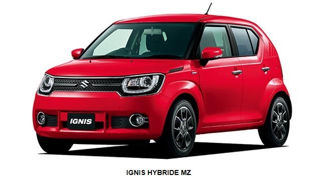 Suzuki lance son nouveau crossover compact IGNIS au Japon  30452910552035201602