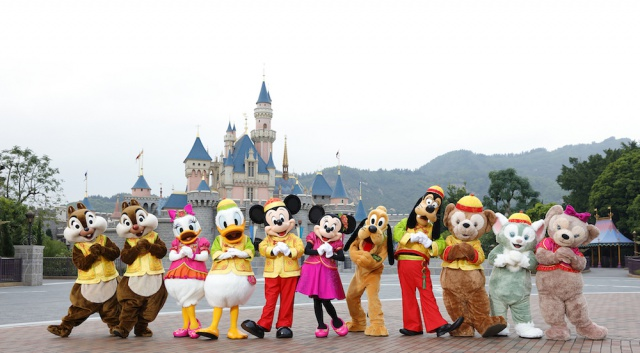 [Hong Kong Disneyland Resort] Le Resort en général - le coin des petites infos - Page 8 305002w210