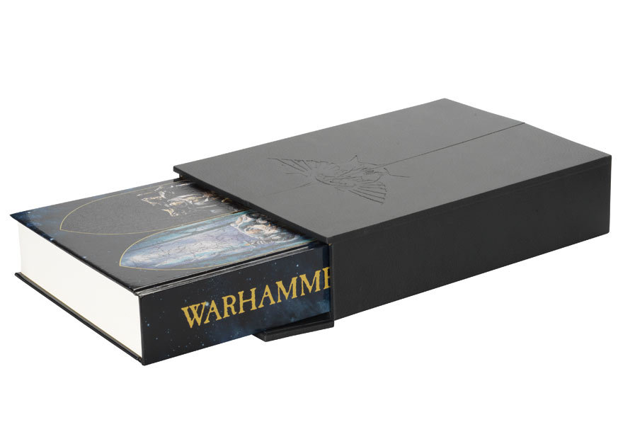 Le Livre de Règles de Warhammer 40,000 - V6 (en précommande) - Sujet locké 305169W40KCollector3
