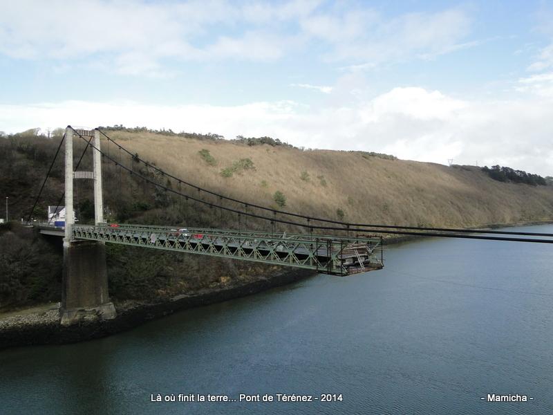 Déconstruction du vieux pont de Térénez 305992SizunCrozonCamaretLandevenec332