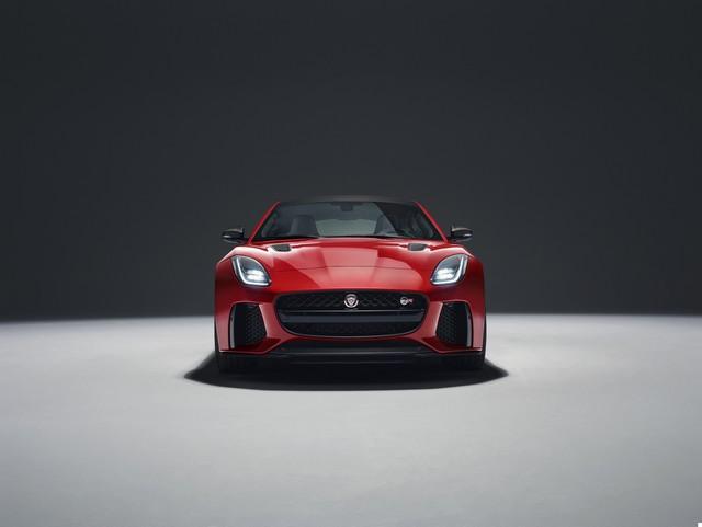 Lancement De La Nouvelle Jaguar F-TYPE Dotée De La Technologie GOPRO En Première Mondiale 307278jaguarftype18mysvrcoupestudioexterior10011702