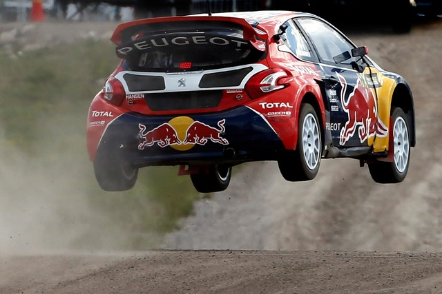 Le Team Peugeot Hansen dépossédé de la victoire en Suède 307345wrx20150704003