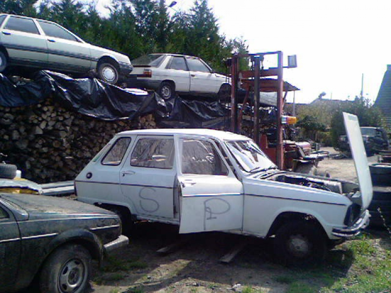 Ma restauration Renault Rodéo 6 307368Photo0004