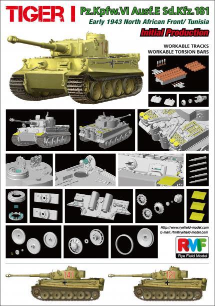 Tigre I - Tamiya ref 35156 - 1/35 - Page 5 307478TigreTunisie2