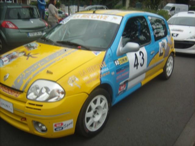31è Rallye Tessy sur Vire Gouvets 2012 (vérifications techniques)  307972Sep01824