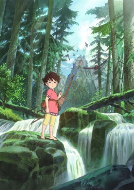 Ronja, Fille de Brigand [Ghibli - 2014] 308306nhk1