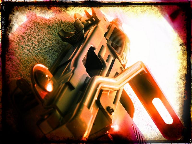 KorteX - Mes Armes 308435UZI4