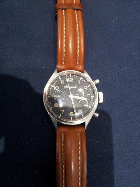 flieger - montres de pilote type 20 ... et .. autre militaire .. 308648face
