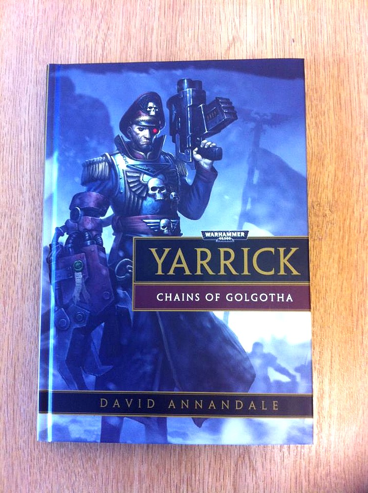 Yarrick: Chains of Golgotha 308704yarrickbook
