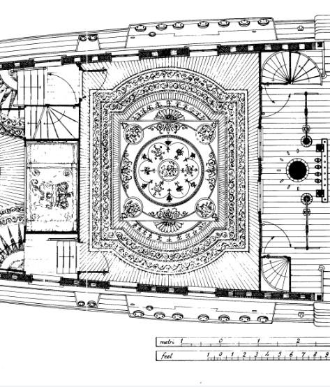 La Royal Caroline au 1/47 de chez Mantua - Page 2 308801CabineRC
