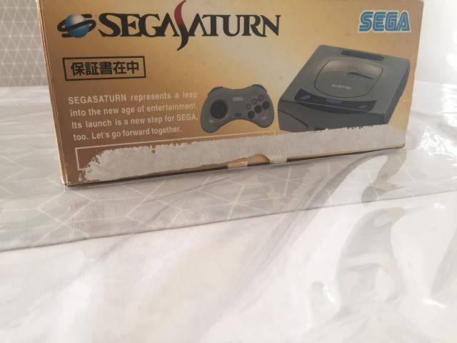 [VENDUE Sega Saturn Jap LongBox + Action Replay 4 en 1 Pseudo Saturn 309187IMG1705