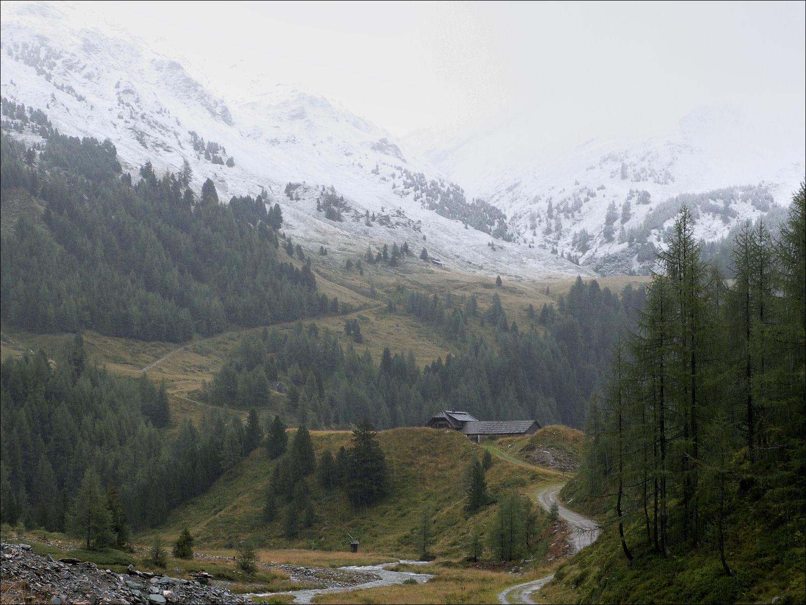 Les alpes  autrichiennes 309368P1000183neigemuritzenA1200