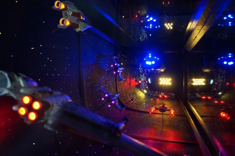 STAR WARS : Diorama Flotte rebelle - Page 5 309533DSC01007