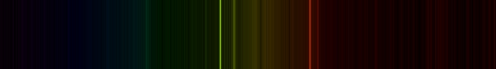 Spectre de la pollution lumineuse Toulousaine 31063255ss