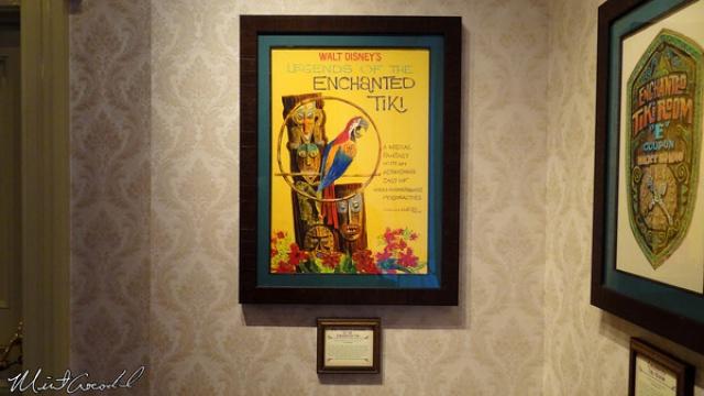 [Disneyland Park] The Disney Gallery - Exposition Tiki, Tiki, Tiki Realms, Celebrating 50 Years of Enchantment 31101865t3