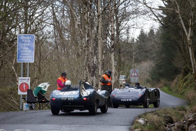 "Jaguar Lance Son Premier Rallye ""Mini Miglia"" En Écosse 311220JaguarMiniMiglia2015224"