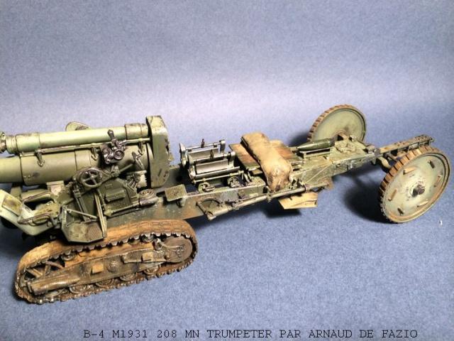 un B-4 M1931 203 mn (le marteau de Staline trumpeter 1/35 - Page 2 311804B42015