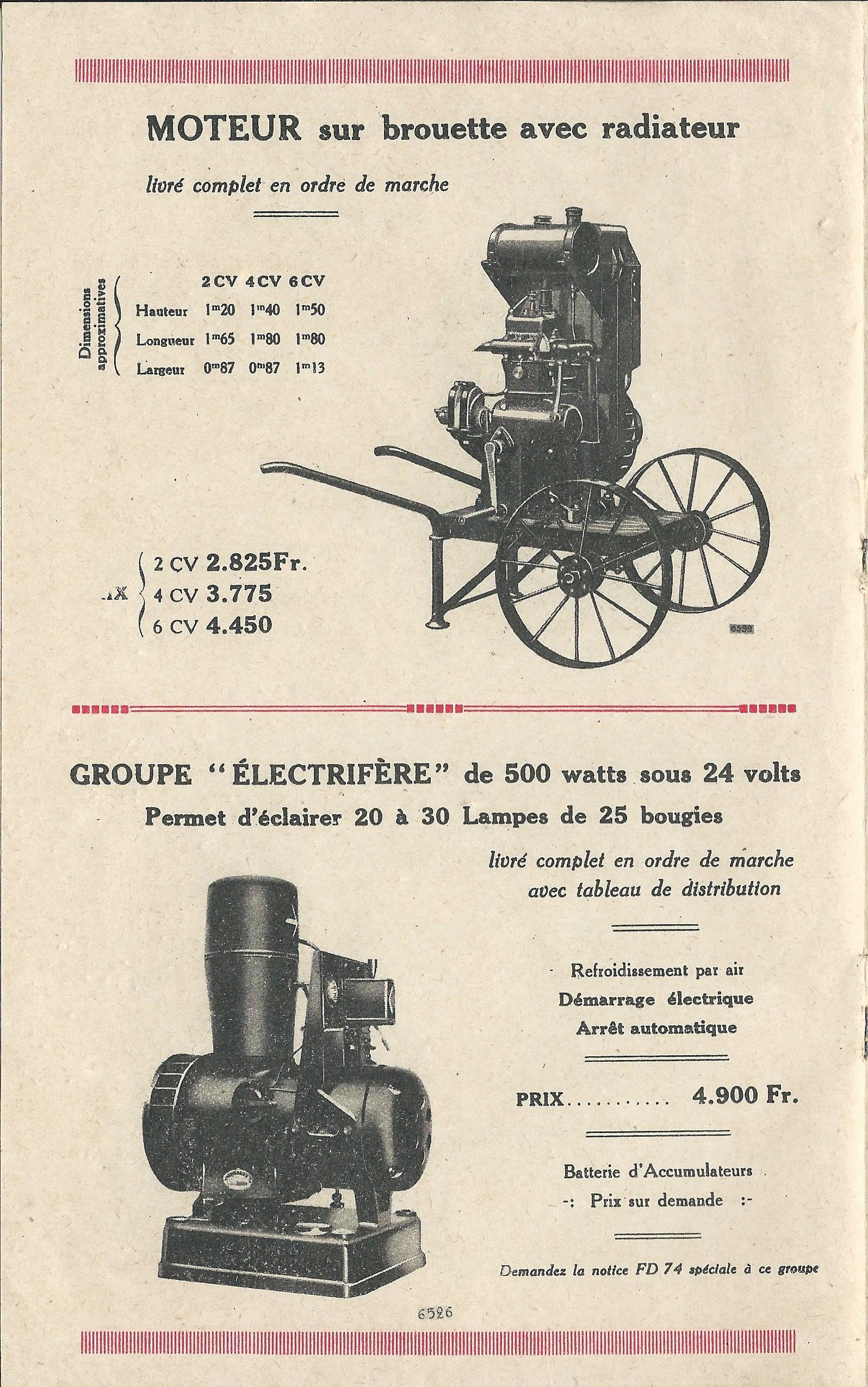 RENAULT - moteur renault 263 312343RENAULTmoteursfixes1927004