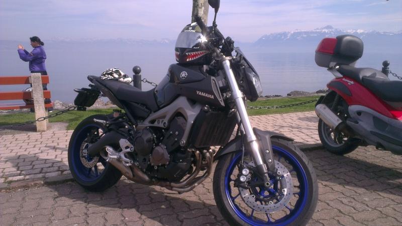 Photos de toutes les Yamaha MT-09 du forum ! :) 313135YZaraza