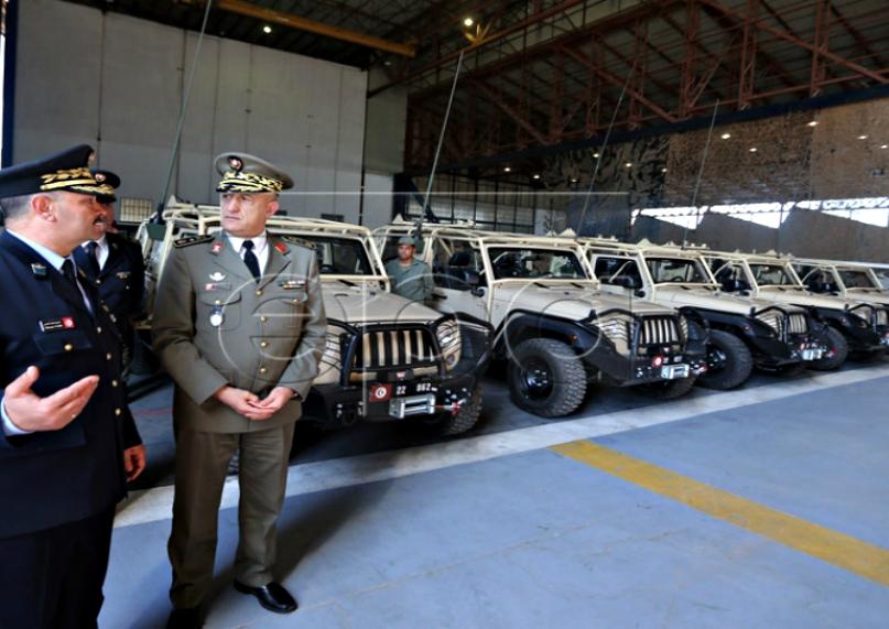 Armée Tunisienne / Tunisian Armed Forces / القوات المسلحة التونسية 31340052751834