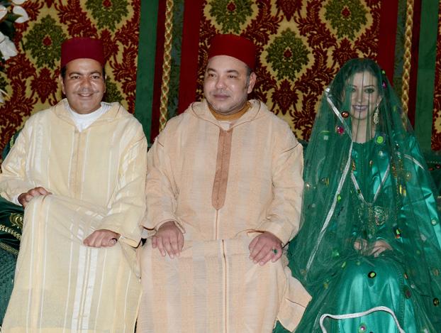 صور من زفاف الأمير مولاي رشيد 313541marriage1411144