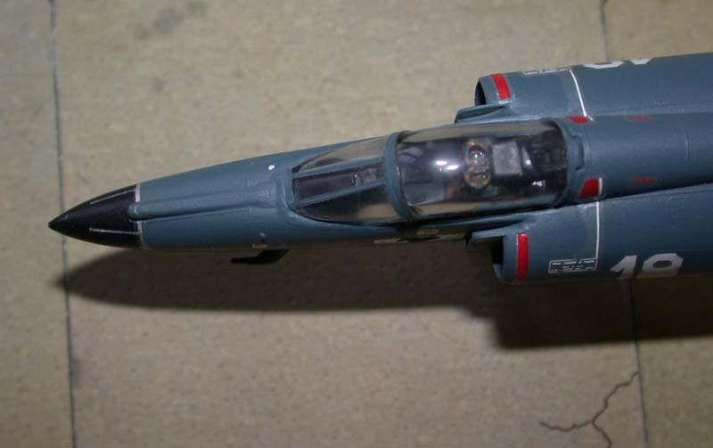 DASSAULT SUPER ETENDARD de 1ère génération Réf 360 313786SUE12bis