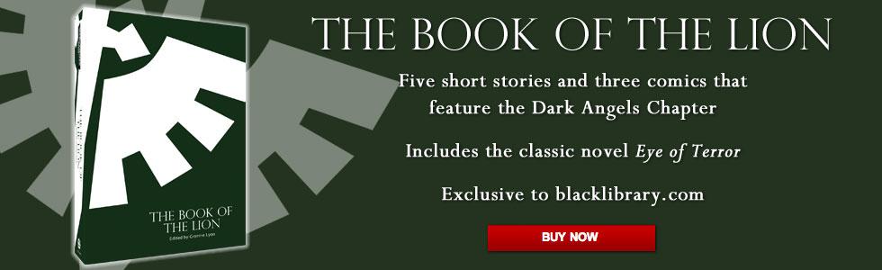 News de la Black Library (France et UK) - 2013 - Page 4 313900bookofthelion