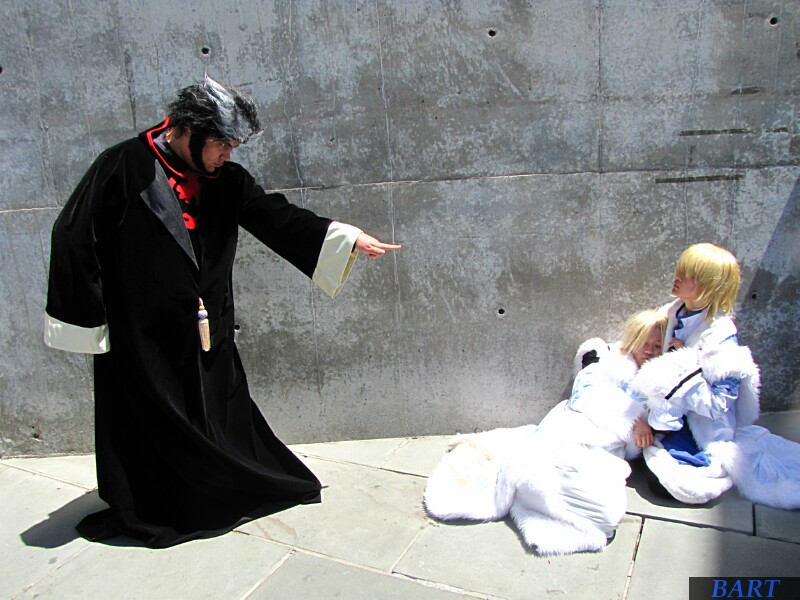 Cosplays Tsubasa Reservoir Chronicle - Page 4 314116TRCCursedTwinsbyWaterPuzzle
