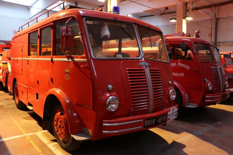 Des camions à gogo....Musée des sapeurs pompiers de Lyon 314394IMG6522