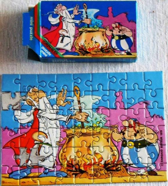 Mes dernières acquisitions Astérix 314999puzzle