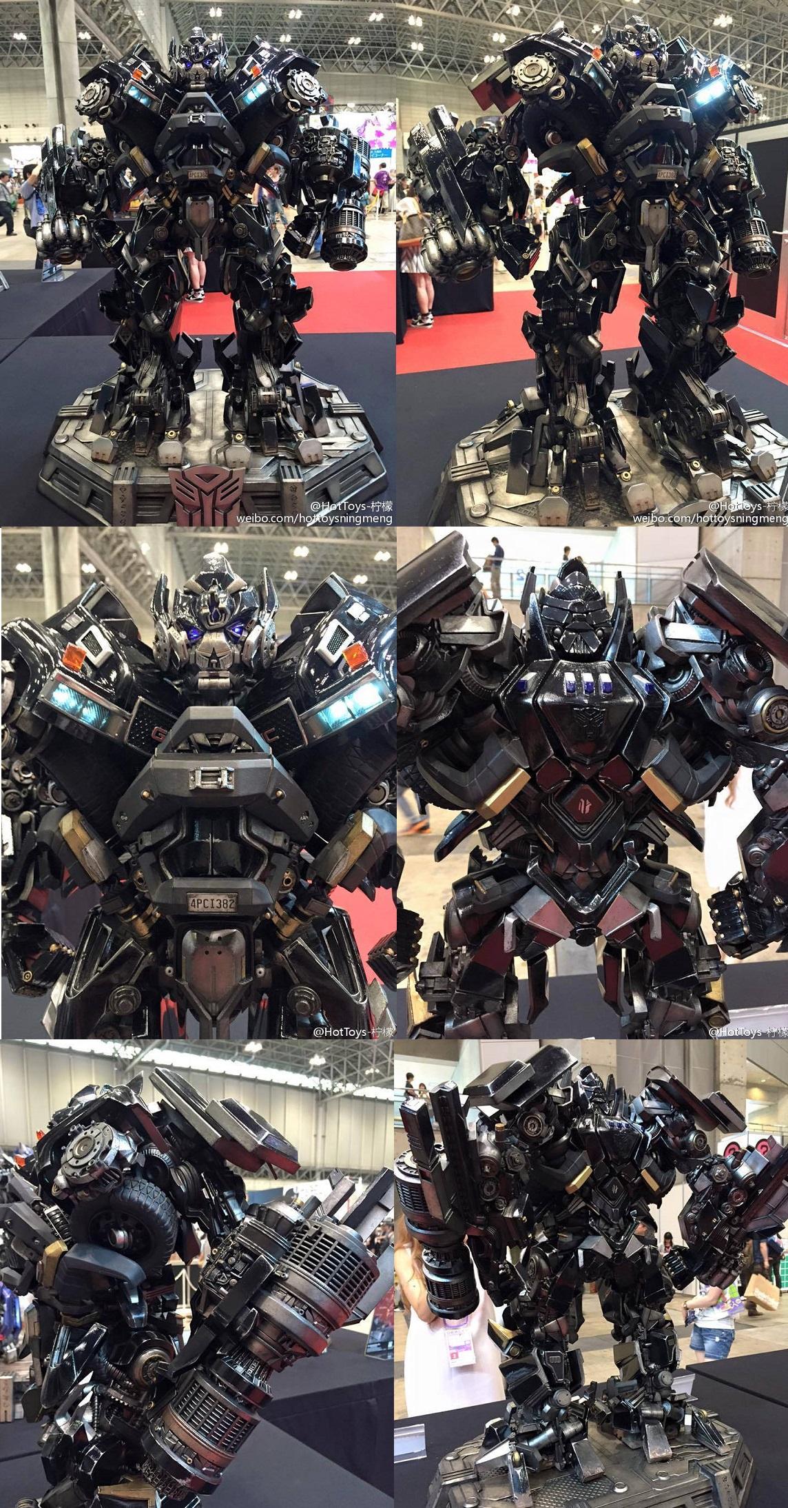 Statues des Films Transformers (articulé, non transformable) ― Par Prime1Studio, M3 Studio, Concept Zone, Super Fans Group, Soap Studio, Soldier Story Toys, etc - Page 3 3151991982915572877a2b75e09b