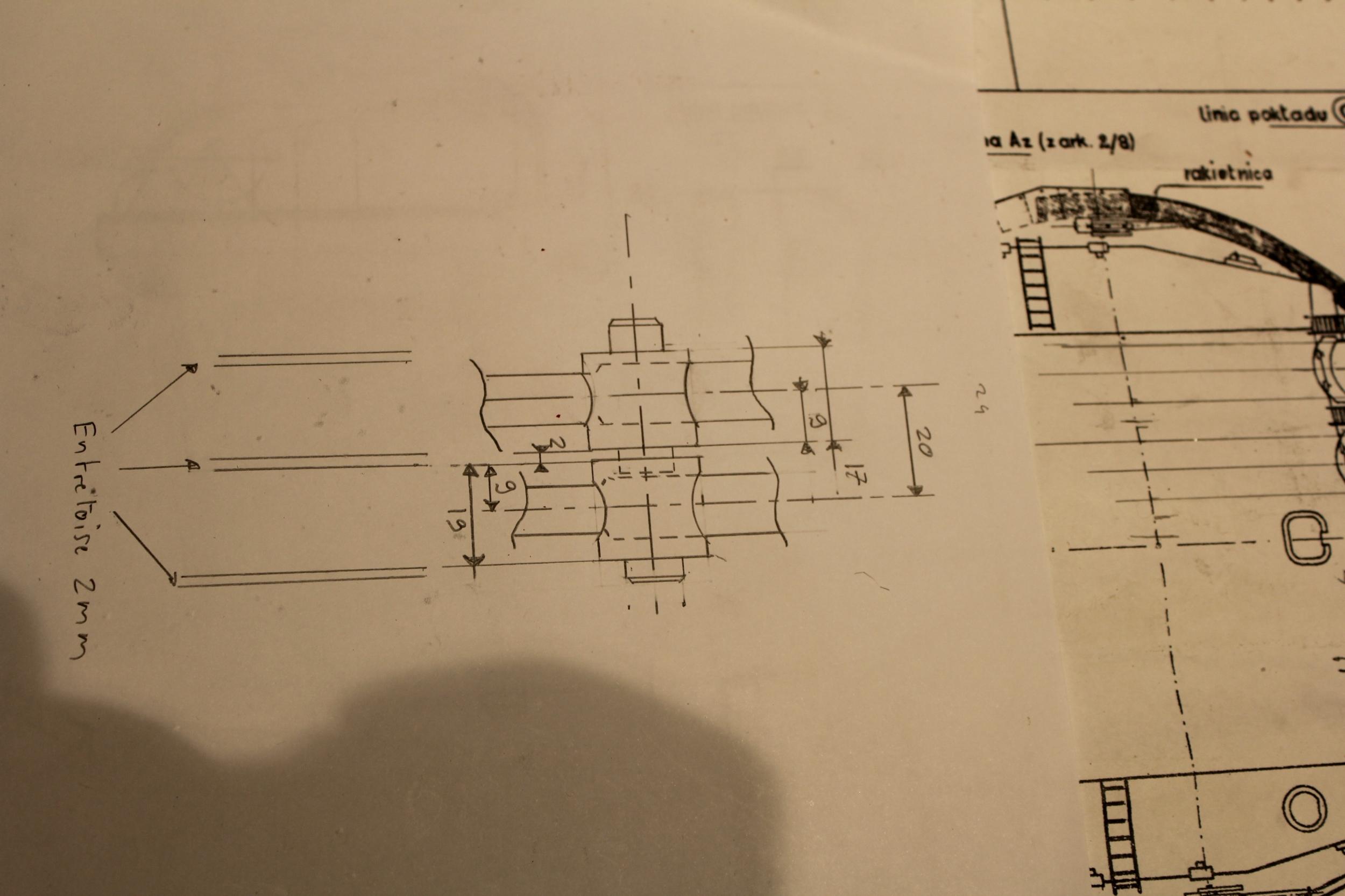 Cuirassé Richelieu 1943 (plans Polonais et Sarnet + Dumas 1/100°) - Page 3 315706IMG10992500x1667