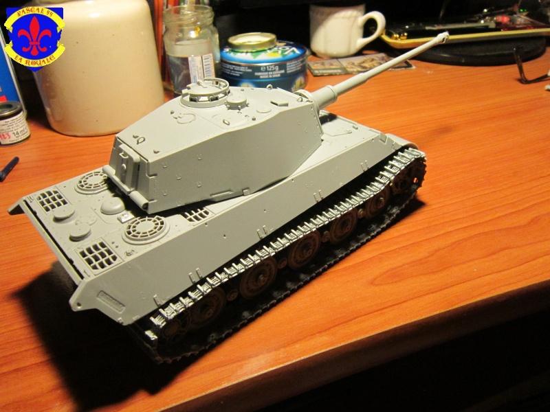 Sd.Kfz.182 King Tiger à tourelle Henschel de Dragon au 1/35e par pascal 94 315728IMG1099L