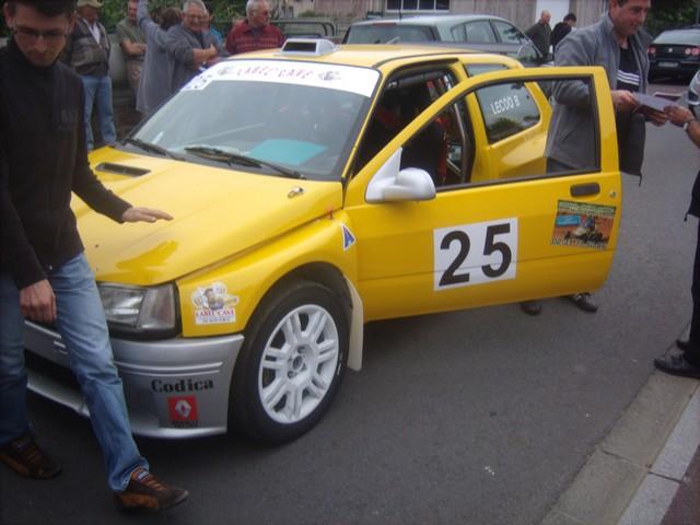 31è Rallye Tessy sur Vire Gouvets 2012 (vérifications techniques)  315777Sep01776