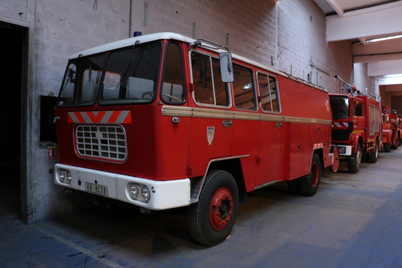 Des camions à gogo....Musée des sapeurs pompiers de Lyon 315997IMG6576