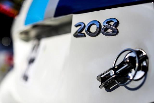 Une Saison 2018 Excitante En 208 Rally Cup Avec Peugeot Sport ! 3160155a17215ee915b