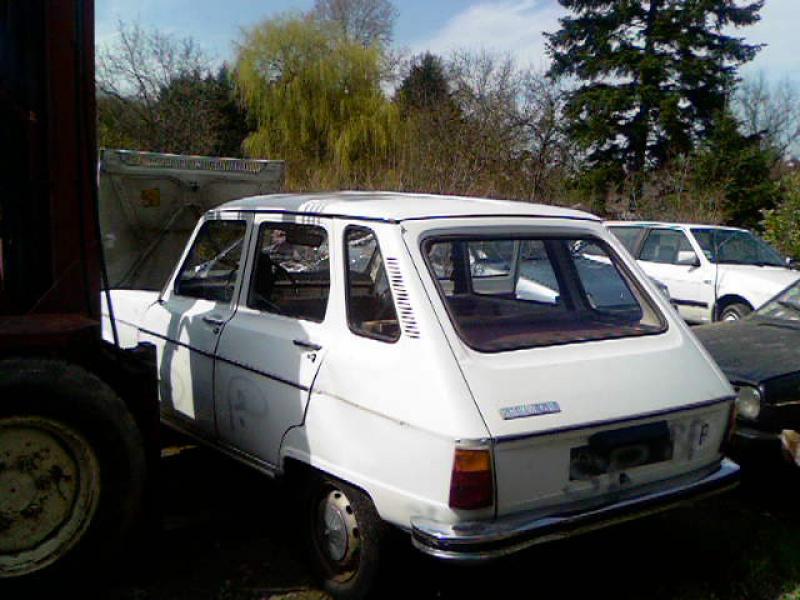 Ma restauration Renault Rodéo 6 316027Photo0006