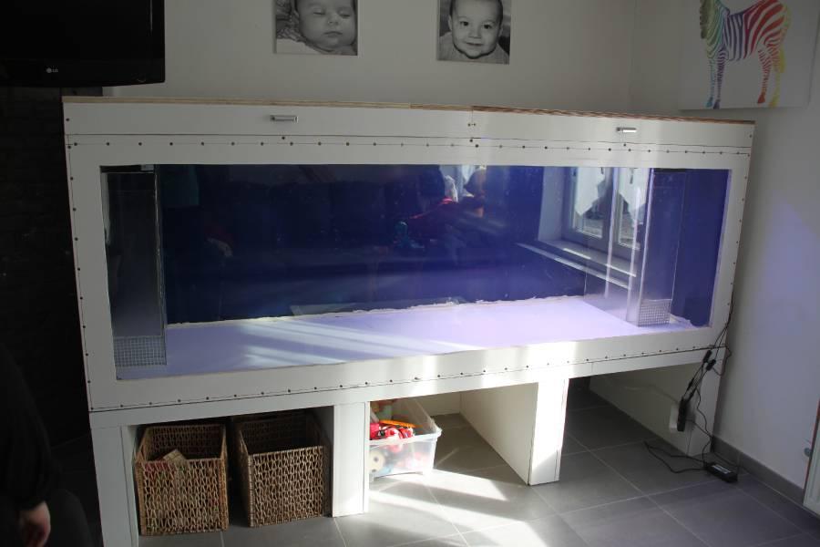 réalisation d'un aquarium en bois de 2000L 316487PXRIMG0025