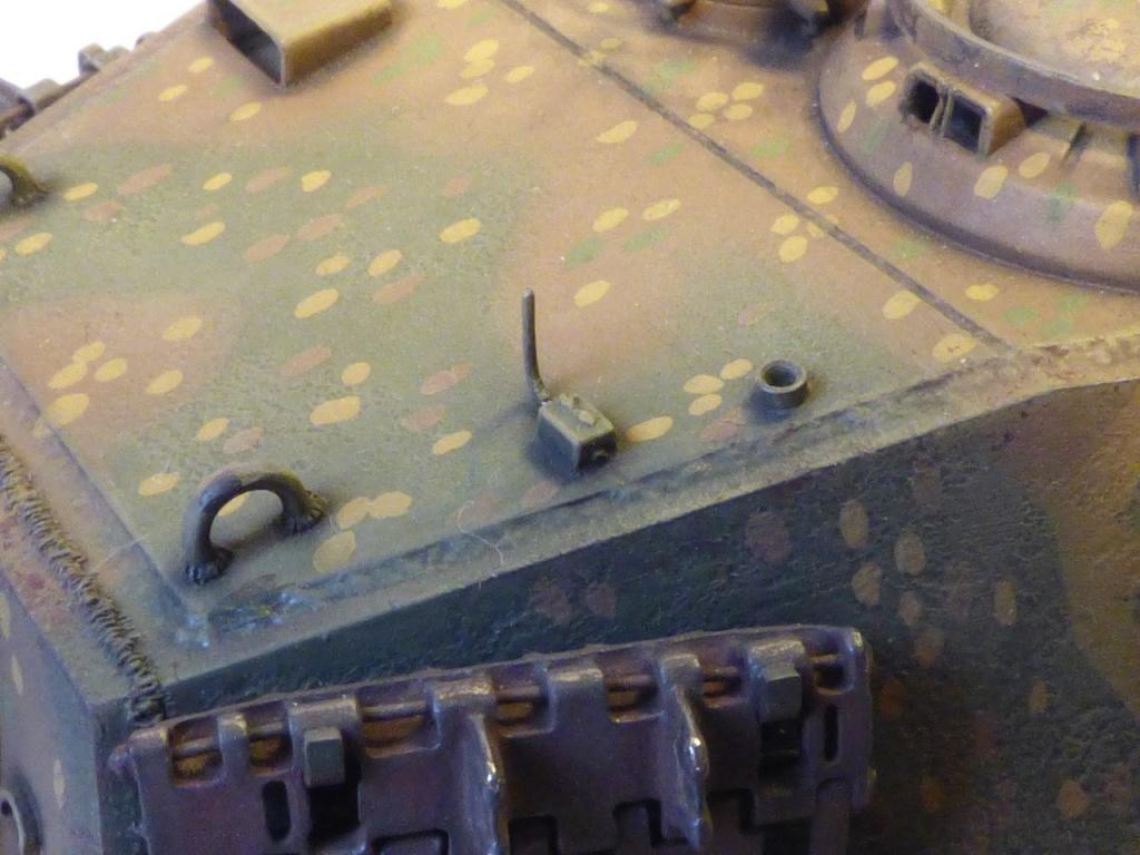 tiger - King Tiger Sd.Kfz.182 Henschel Turret Takom 1/35 316527P1060477Copier