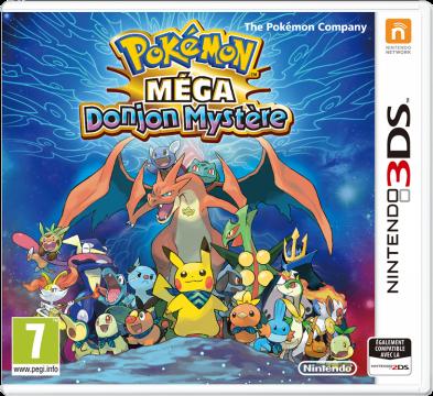 Pokémon Mega Donjon Mystère - Bientôt sur Nintendo 3DS 316570cid3908anIN10880145028137666AWP10DB09