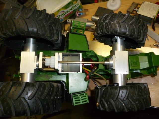 Tracteur Bruder John Deere 317149P1020860