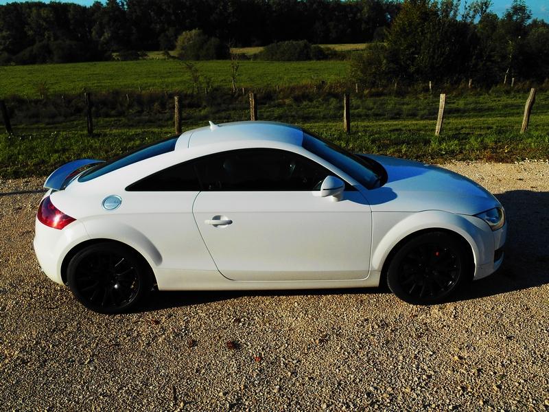 AUDI TT V6 3.2 Blanc Ibis - Page 2 3172561255