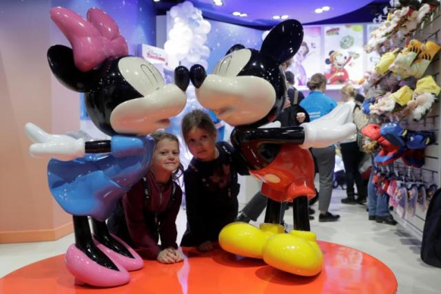 [Boutique Disney Store] Développement d'un réseau de boutiques en Russie (Moscou 4x, Saint-Pétersbourg et Sochi) 317809w760