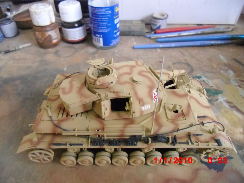 panzer - PANZER 4 ausf.F 317970CIMG1915
